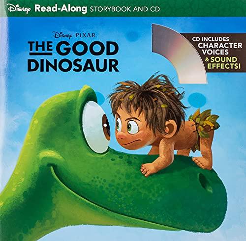 9781423187547: The Good Dinosaur (Read-Along Storybook and CD) (A Disney Storybook and CD)