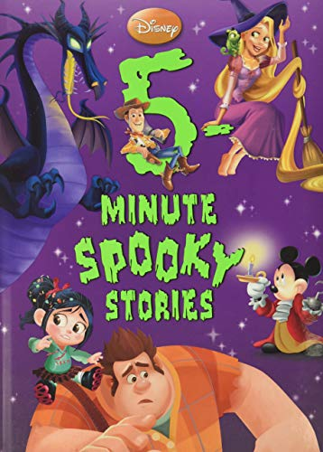 9781423189152: 5-Minute Spooky Stories (5 Minute Stories)