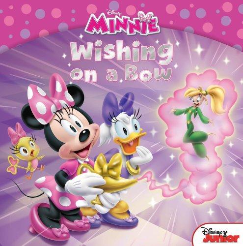 Minnie Wishing on a Bow (Disney Junior): Higginson, Sheila Sweeny