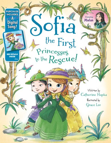 Sofia the First Princesses to the Rescue!: Hapka, Catherine, Disney