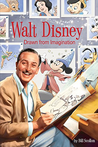 9781423196471: Walt Disney: Drawn from Imagination