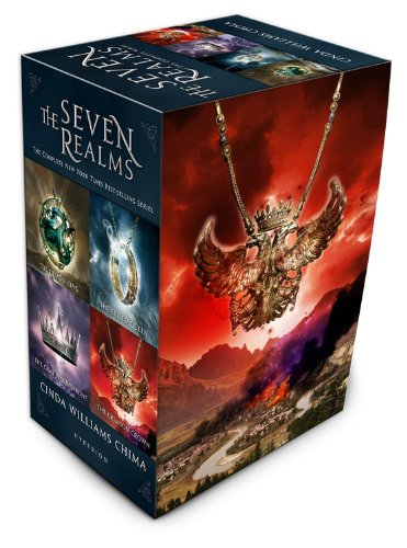 The Seven Realms: The Complete Series (Boxed Set): Cinda Williams Chima