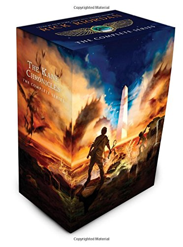 9781423199625: The Kane Chronicles: The Complete Series