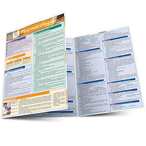 Pharmacology (Quick Study Academic): BarCharts Inc