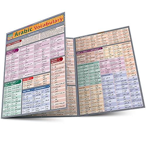 Arabic Vocabulary Reference Guide (Quickstudy: Academic): Joseph Levi