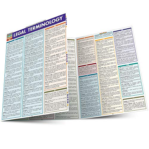Legal Terminology Reference Guide: BarCharts Inc