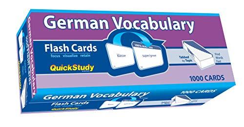 9781423207849: German Vocabulary (Academic)