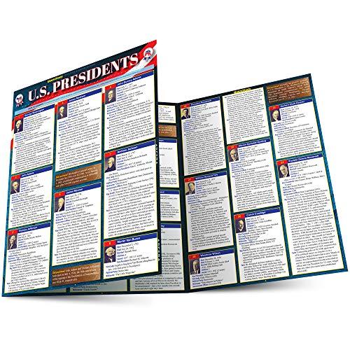 U.S. Presidents (Quickstudy: Academic): Inc. BarCharts