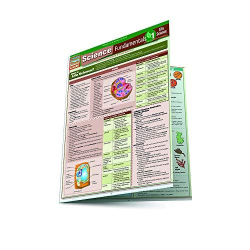 9781423208662: Science Fundamentals 1 Cells-Plants-Animals (Quickstudy: Academic)