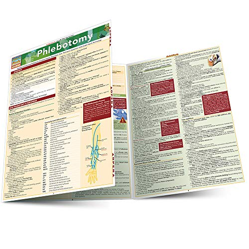 9781423209508: Phlebotomy (Quickstudy: Academic)