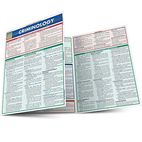 9781423214236: Criminology (Quick Study Academic)