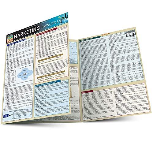 9781423215042: Marketing Principles (Quick Study Business)