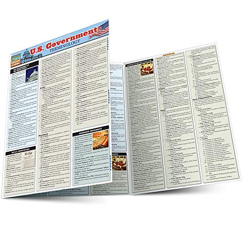 9781423215110: U.S. Government Terminology