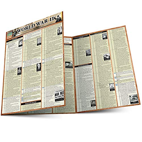 9781423215127: World War Ii (Quick Study Academic)