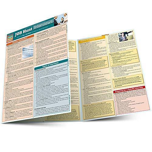 9781423215769: Job Hunt: Interviews (Quick Study Business)