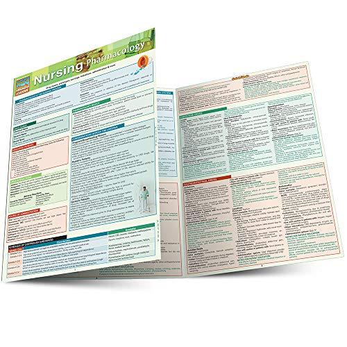 9781423216551: Nursing Pharmacology (Quick Study Academic)