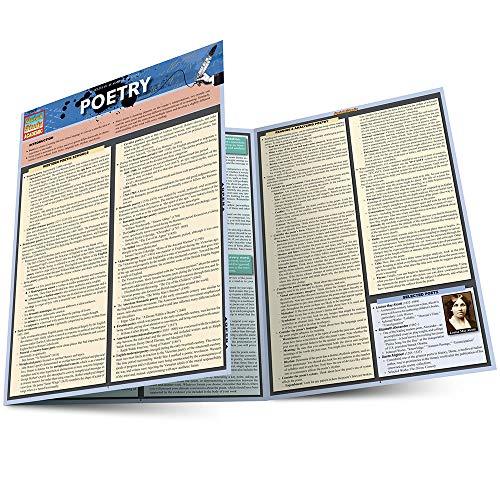 9781423216582: Poetry (Quick Study: Academic)