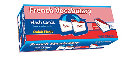 9781423221173: French Vocabulary