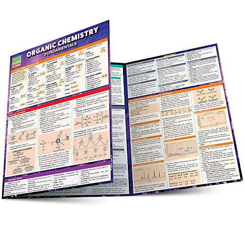 9781423228172: Organic Chemistry Fundamentals (Quick Study Academic)
