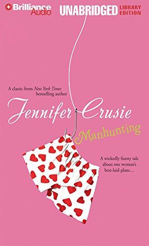 Manhunting (1423304985) by Jennifer Crusie