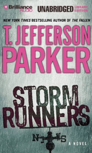 Storm Runners - Unabridged Audio Book on Tape