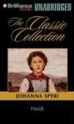 9781423311065: Heidi (The Classic Collection)