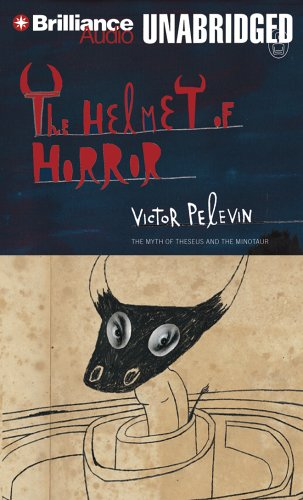 9781423311522: The Helmet of Horror: The Myth of Theseus and the Minotaur (The Myths Series)