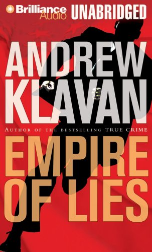 Empire of Lies (Weiss and Bishop) (1423312910) by Klavan, Andrew