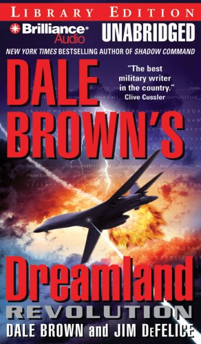 Revolution (Dale Brown's Dreamland Series): Brown, Dale, DeFelice, Jim