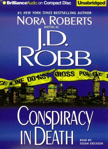 9781423314424: Conspiracy in Death (In Death #8)