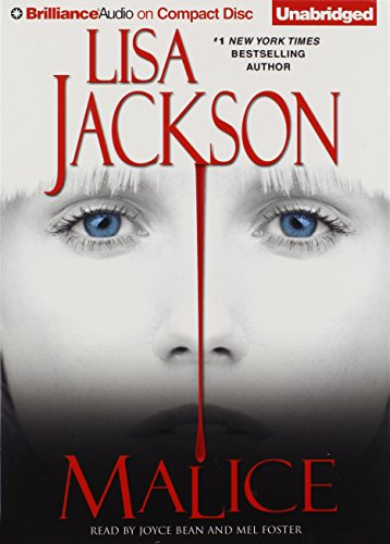 Malice (New Orleans Series) (9781423315353) by Lisa Jackson