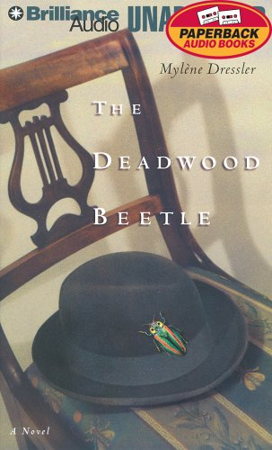 9781423315490: The Deadwood Beetle: A Novel