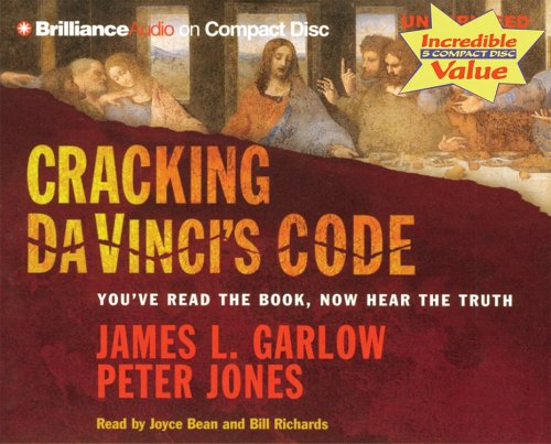 9781423315650: Cracking Da Vinci's Code: You've Read the Book, Now Hear the Truth