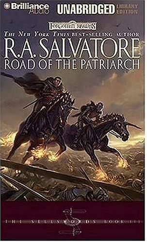 9781423316411: Road of the Patriarch (Forgotten Realms: The Sellswords, Book 3)