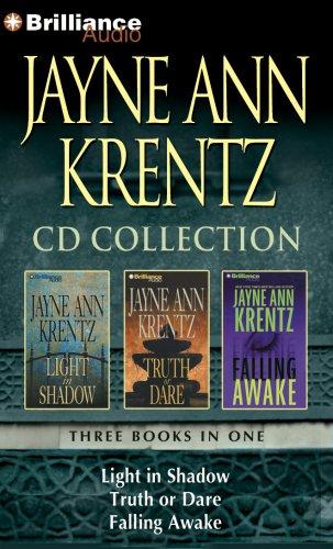 9781423323167: Jayne Ann Krentz CD Collection 2: Light in Shadow, Truth or Dare, Falling Awake