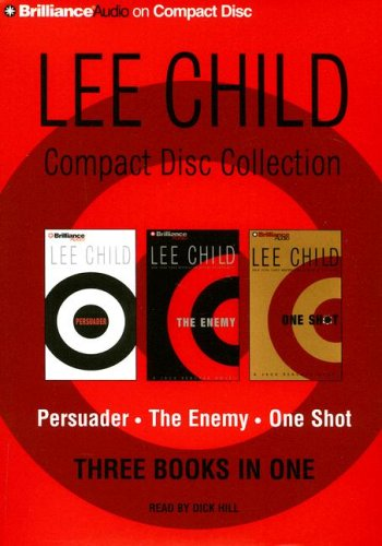 Lee Child CD Collection 3: Persuader, The: Lee Child