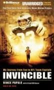 9781423324089: Invincible: My Journey from Fan to NFL Team Captain