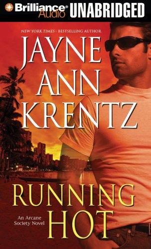 9781423326342: Running Hot (Arcane Society)