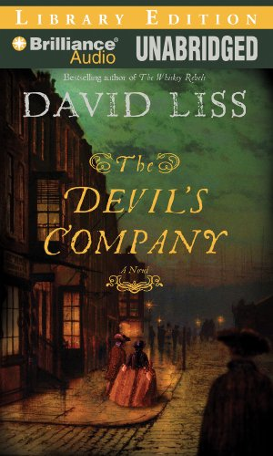 9781423327042: The Devil's Company (Benjamin Weaver Series)