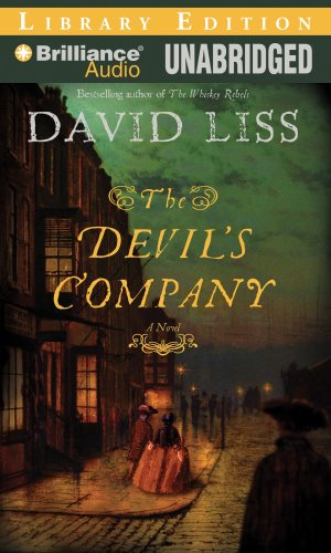 9781423327066: The Devil's Company (Benjamin Weaver Series)