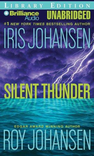 Silent Thunder - Library Edition - Unabridged Audio Book on Tape: Iles, Greg