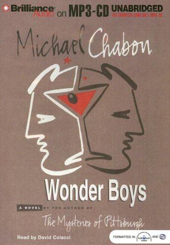 9781423330493: Wonder Boys: The Mysteries of Pittsburgh