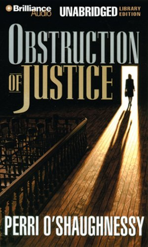 9781423330660: Obstruction of Justice (Nina Reilly Series)