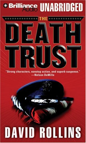 The Death Trust (Vin Cooper Series): David Rollins