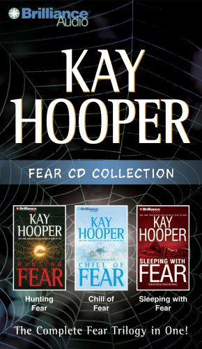 Kay Hooper Fear CD Collection: Hunting Fear,: Hooper, Kay