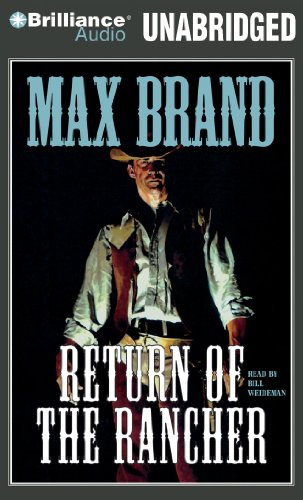 Return of the Rancher: Brand, Max