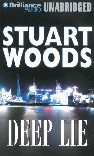 Deep Lie: Woods, Stuart, And Daniels, James (Read By)