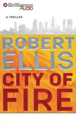 9781423336945: City of Fire: A Novel (Lena Gamble Series)
