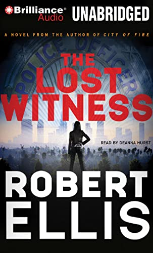 9781423336969: The Lost Witness (Lena Gamble Series)