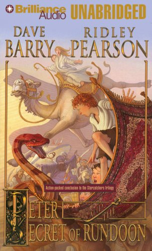 Peter and the Secret of Rundoon (Starcatchers Series): Barry, Dave; Pearson, Ridley